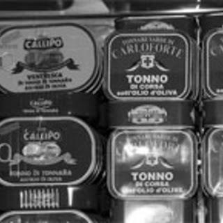 Tuna-Chickpea Spread.