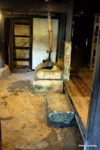 Photo: Ryukyu Village - interior of a traditional house