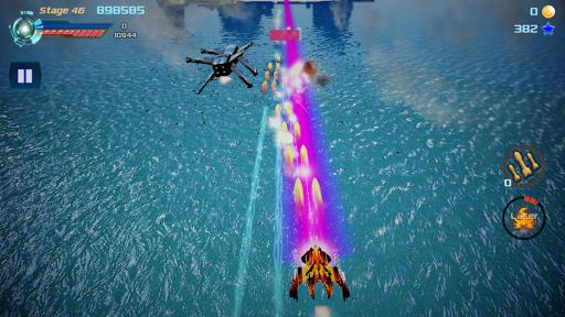 Galaxy Airforce War apkmr screenshots 4