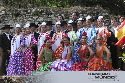 ESPANHA - Coros Y Danzas De Ronda
