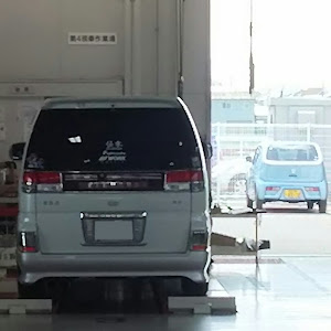 エルグランド ALE50 平成12年(中期型)highwaystarのカスタム事例画像 sho【I Jungle With E50】さんの2019年08月04日12:52の投稿