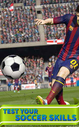 Soccer Players Free Kicks game for PC