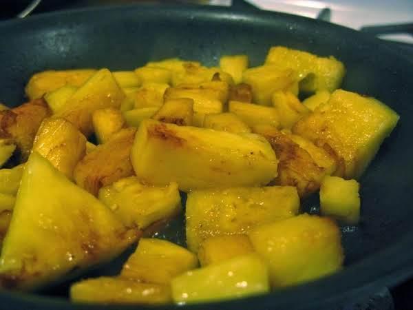 Sweet Hot Pineapple Recipe