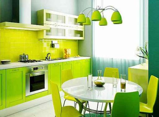 最好的廚房設計理念