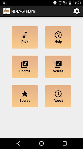 NDM - Guitar (Learning to read musical notation)  {cheat|hack|gameplay|apk mod|resources generator} 5