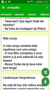 Top Piadas + Aí Paaah Tirinhas screenshot 4