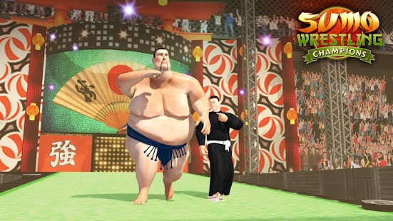 Sumo Wrestling Champions -2K18 Fighting Revolution - náhled