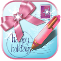Winter Holiday Greeting Cards icon
