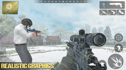 Fire Squad Battleground - Free Shooting Games 2020 android2mod screenshots 4