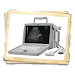 Echocardiography icon