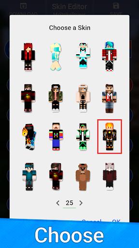 Download Skin Editor For Minecraft Pe Custom Skin Creator Free For Android Skin Editor For Minecraft Pe Custom Skin Creator Apk Download Steprimo Com
