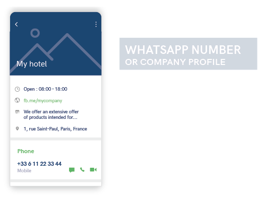 Whatsapp Business empresa