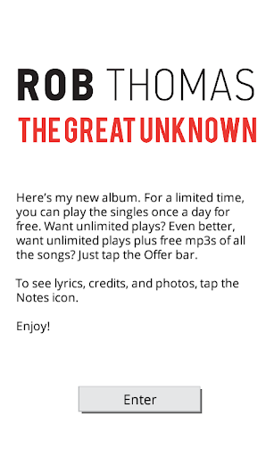 Rob Thomas Music