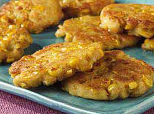 Corny Corn Cakes Recipe