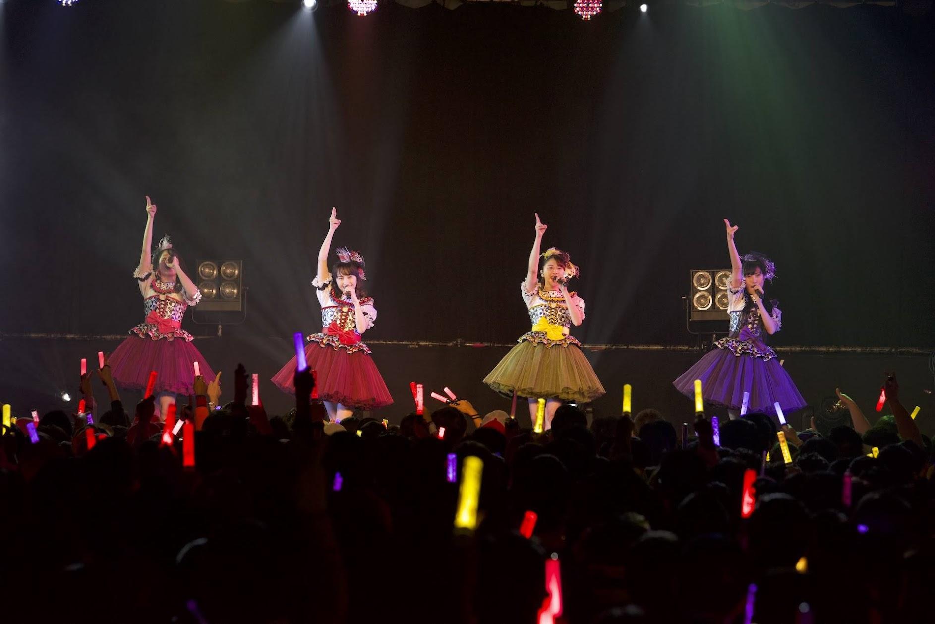 【迷迷歌單】週末女主角 桃色幸運草Z ASIA TOUR Vol.1 「MOMOIRO CLOVER Z」