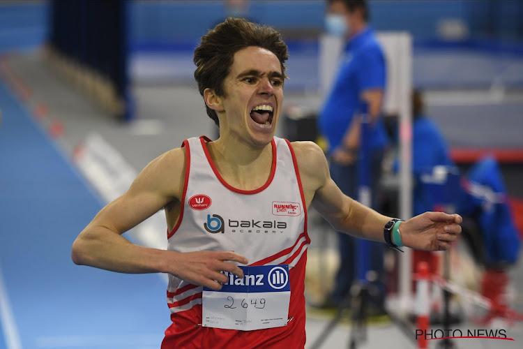 John Heymans verrast favorieten en Mieke Gorissen geeft demonstratie op Belgisch Kampioenschap