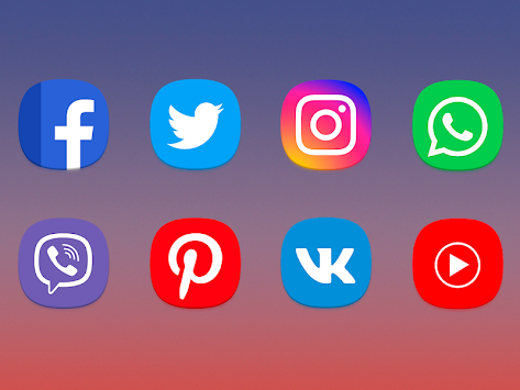 Download UX S9 Icon Pack - Free Galaxy S9 Icon Pack APK