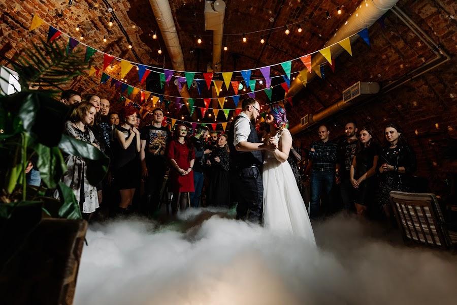 Hochzeitsfotograf Nadezhda Makarova (nmakarova). Foto vom 14.04.2019