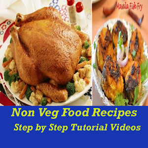 Cooking all non veg food recipes videos app mobile app store sdk cooking all non veg food recipes videos app forumfinder Images