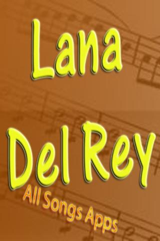 All Songs of Lana Del Rey