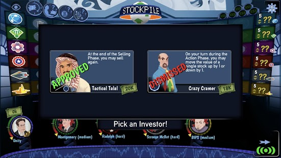 Stockpile Screenshot