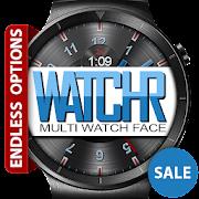 WatchR - Multi Watch Face & Clock Widget