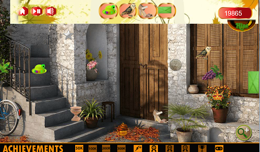 Fall Cleaning Hidden Object