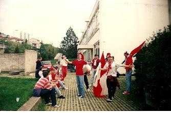 Photo: 20.08.1995 - Orijent - Zadar (1-0) 5