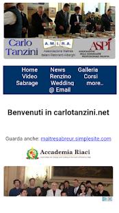 Carlo Tanzini - náhled