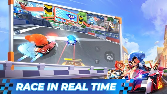 KartRider Rush+ Apk Download For Android and Iphone 8
