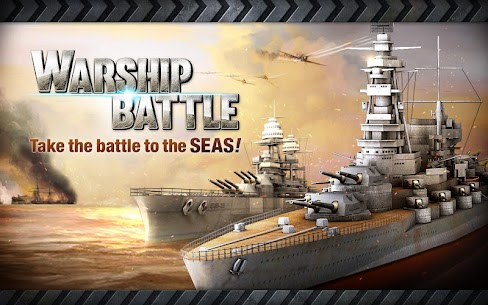 WARSHIP BATTLE:3D World War II ‏ 9