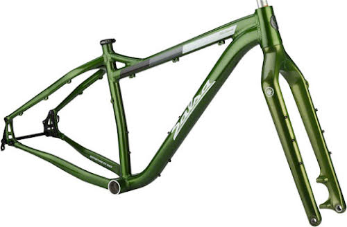 Salsa 2016 Blackborow Fat Bike Frameset