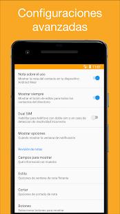 Call Notes Pro Screenshot