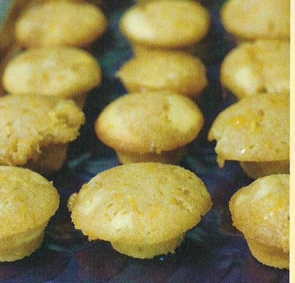 Marmalade Muffins Recipe