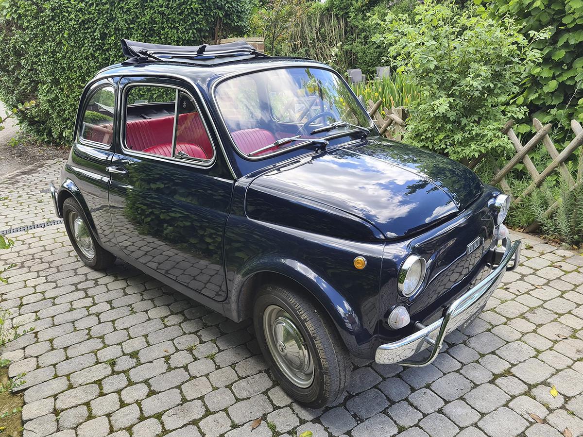 Fiat 500l Hire Staplehurst
