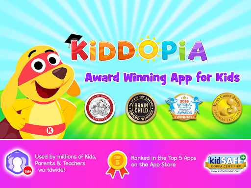 Kiddopia - Preschool Learning Games 2.1.2 screenshots 17