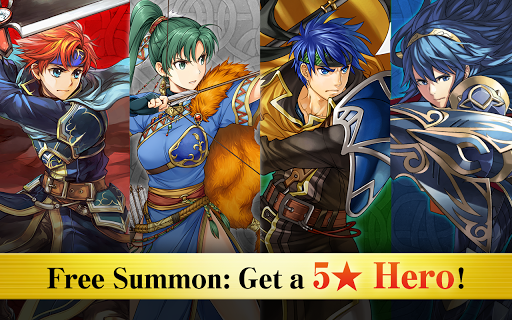 Fire Emblem Heroes - screenshot