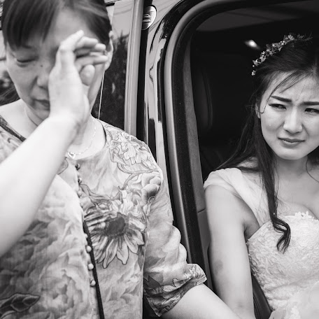 Wedding photographer Chen Tang (chentang). Photo of 19.07.2017