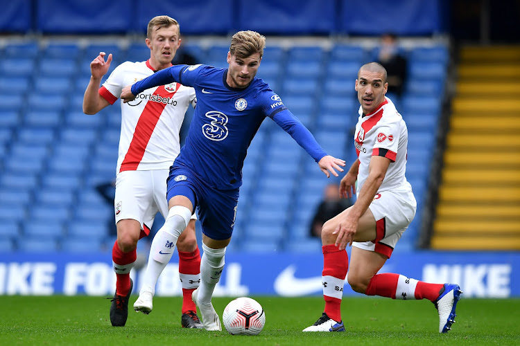 🎥 Match fou entre Chelsea et Southampton : Werner s'offre un doublé, Kepa une boulette, Walcott déjà décisif