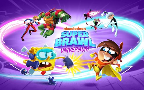 Super Brawl Universum: Kämpfe mit Freunden Screenshot