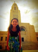 Photo: Touring Nebraska's capitol, voted the AIA's 4th architectural wonder of world. — at Nebraska State Capitol.