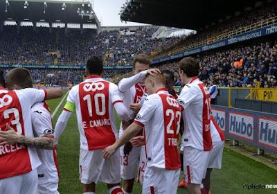 Opmerkelijk: Standard top tegen Anderlecht, flop tegen Club Brugge