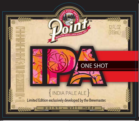 Logo of Point One Shot IPA