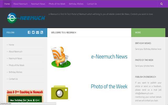 e-Neemuch