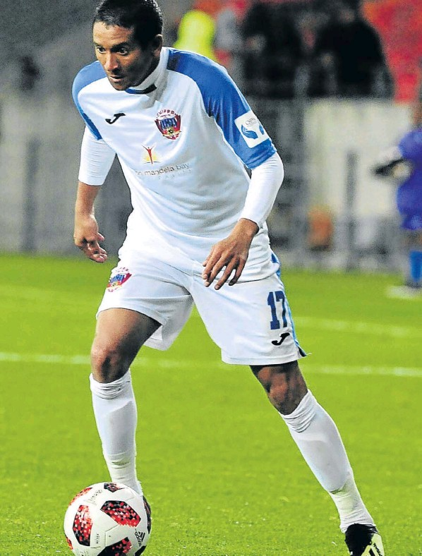Veteran soccer player Daine Klate is delighted to be back in Port Elizabeth