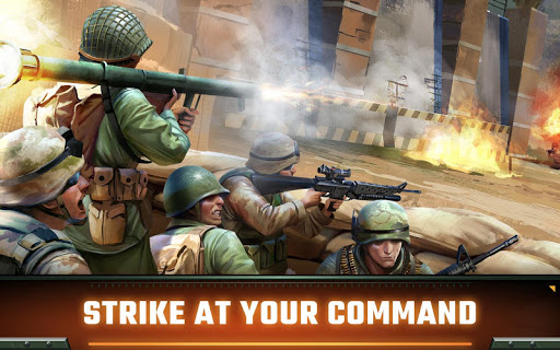 World War Rising filehippodl screenshot 2