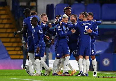 Chelsea boekt duidelijke overwinning op het veld van Crystal Palace, Christian Benteke pikt doelpuntje mee