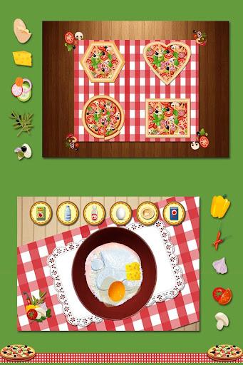 玩休閒App|比薩餅製造商的孩子做飯遊戲免費|APP試玩