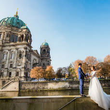 Wedding photographer Patrik Kellis (Pkellis). Photo of 24.11.2017