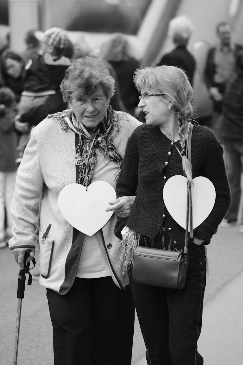 Il cuore in strada di GiuseppeZampieri